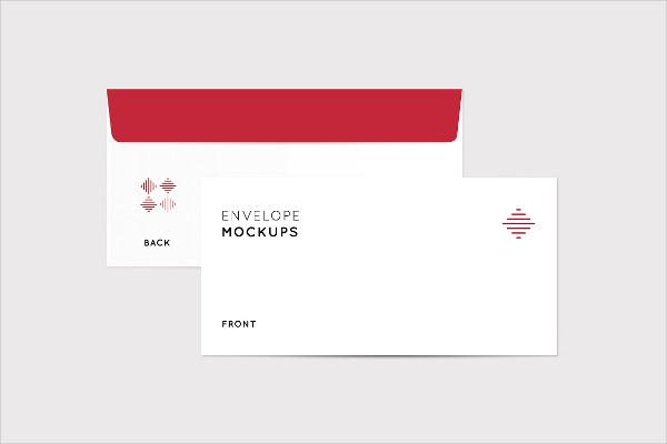 Multipurpose Envelope Mockups Design