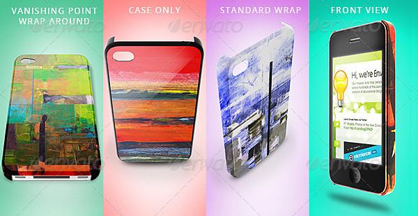 Simple Phone Case Mockup