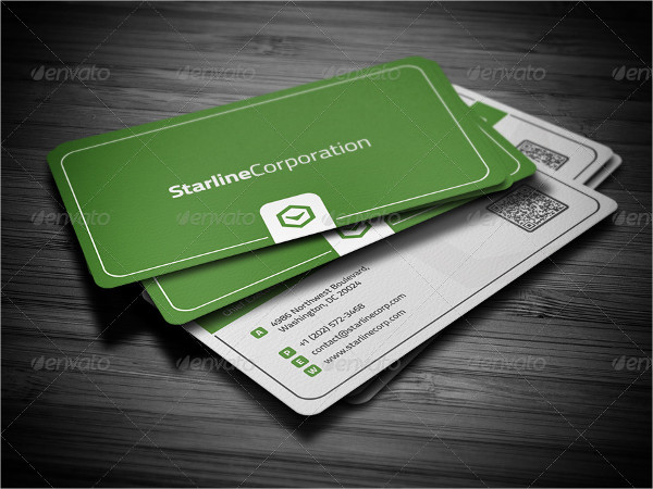 Smart Corporate Business Cards