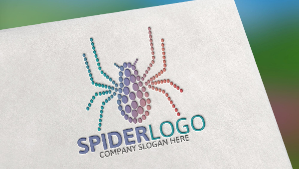 Spider Logo Templates
