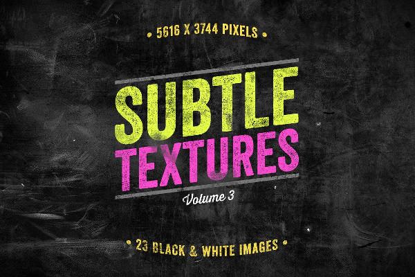 Black & White Subtle Textures Pack