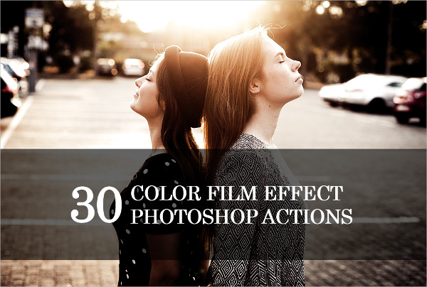 30 Summer Photoshop Actions Collections