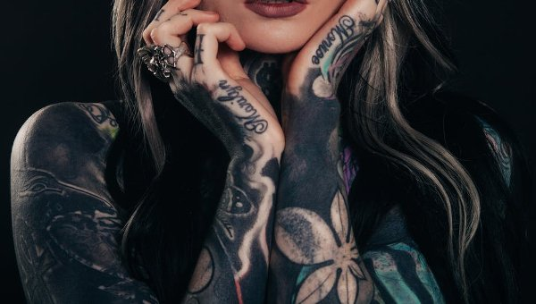Tattoo Mockup