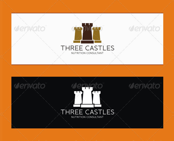 Three Castles Logo