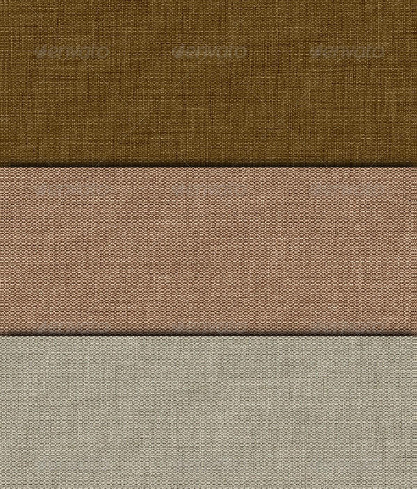 Tileable Linen Fabric Textures