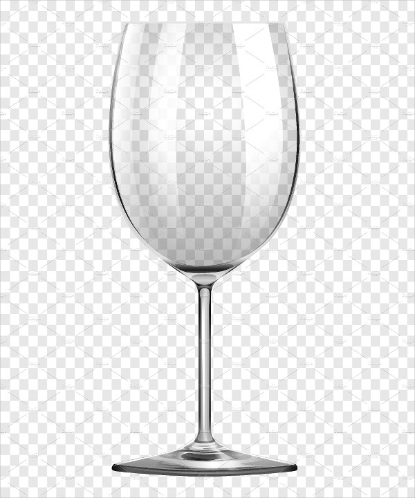 Wine Glass Transparent Background