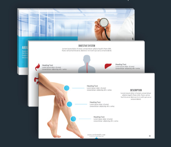 Zanin Powerpoint Medical For Template