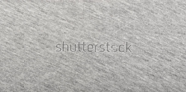 Close-up of Jersey Fabric Textured Cloth