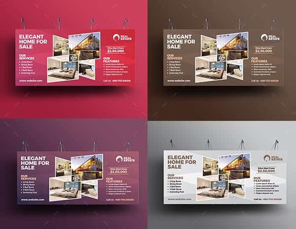 Awesome Real Estate Billboard Design
