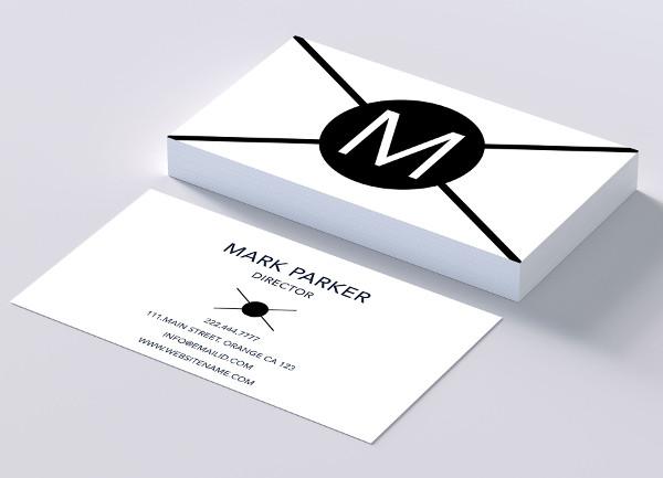 Beautiful Clean Business Card Design
