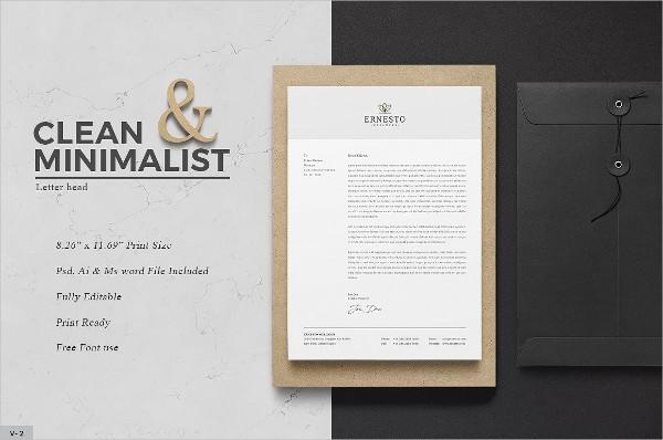 Best Business Letterheads Template