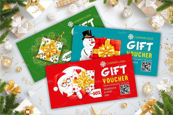 Best Christmas Gift Card Templates