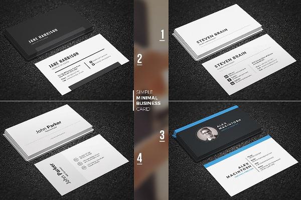 Best Ever Clean Business Card Bundle