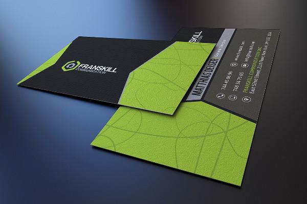 Best Modern Business Cards Designs