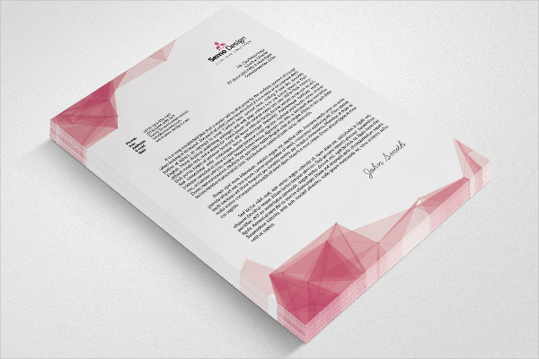 Business Letterheads Editable File
