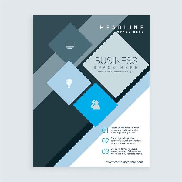 Business Promotion Template Free Download