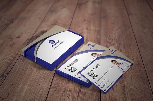 Clean Doctor Business Cards