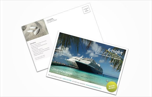 Clean Travel Postcards Online