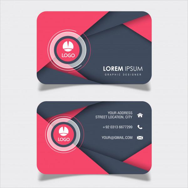 Clean Visiting Card Designs Download