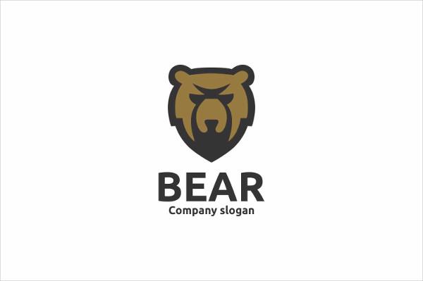Cool Bear Logo Design