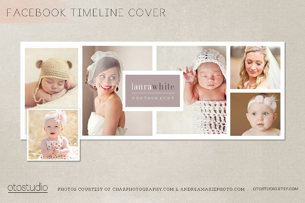 Cool Facebook Timeline Cover Template