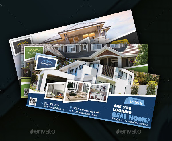 Cool Real Estate Billboard Design Templates