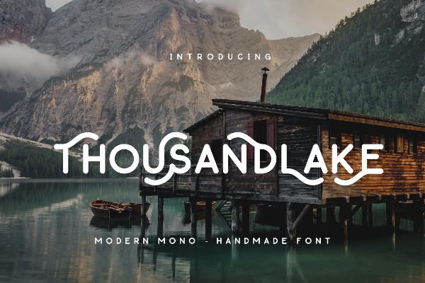 Creative Handmade Fonts