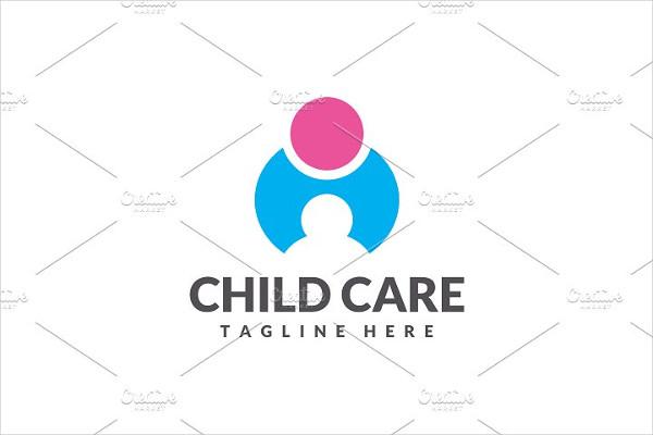 Day Care Center Logo Template