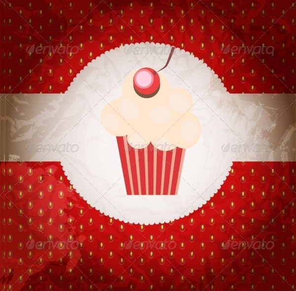 Perfect Cupcake Invitation Template