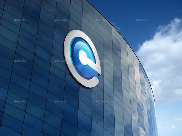 Entech 3D Logo Template