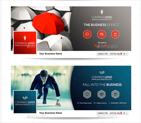 Facebook Timeline Covers for Business