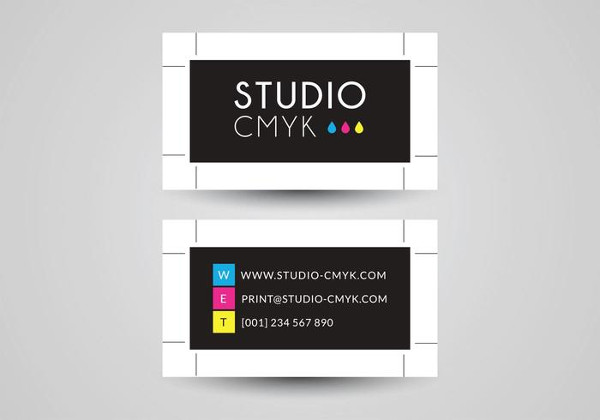 Free Painting Contractor Business Cards Download