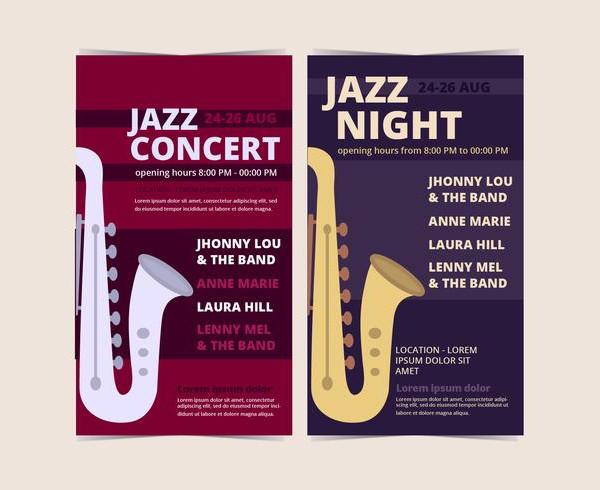 Free Jazz Concert Posters Download