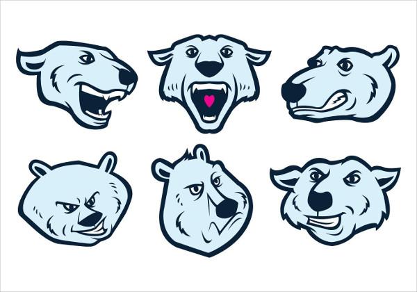 Free Polar Bears Logo