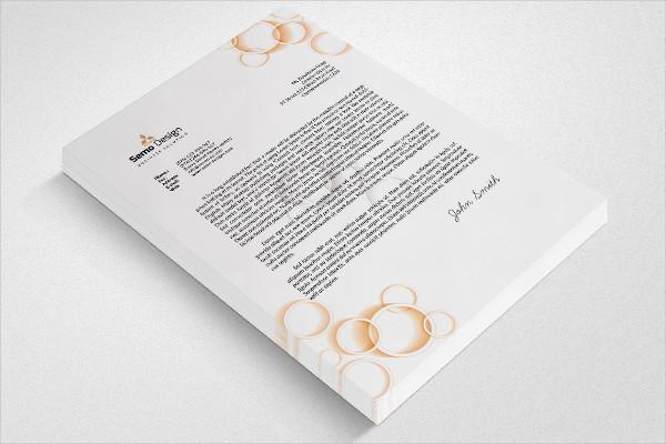 Fresh Business Letterheads