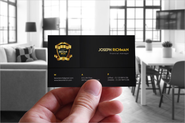 Luxury Business Cards Printing