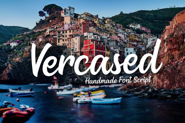Minimal Handmade Font