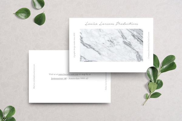 Modern Business Cards Design Bundle