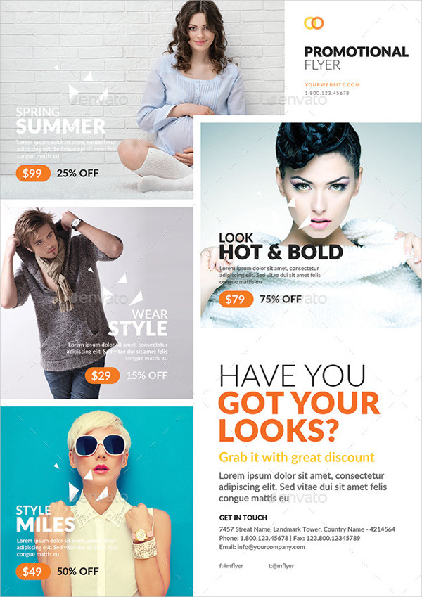 Multipurpose Promotional Flyer Template