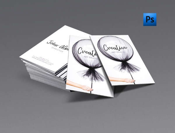 New Fashion Art Creative Business Card