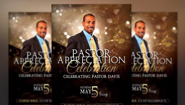 pastor anniversary flyer templates 21 free premium download