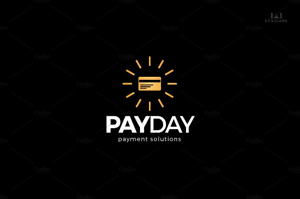 Pay Day Logo Template