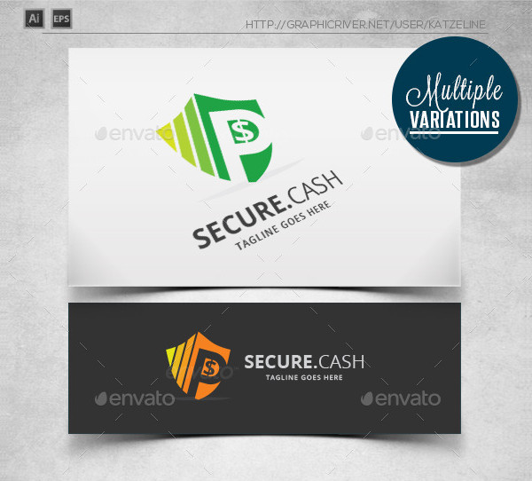 Payment Security Logo Template