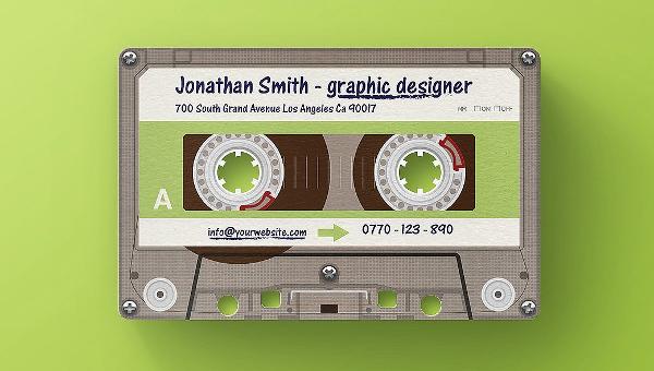 Plastic Business Cards Design 23 Free Premium Templates Download