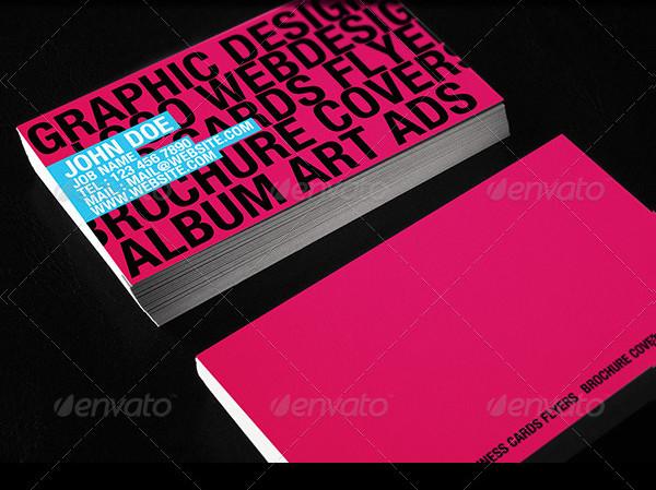 Printable Modern Business Cards