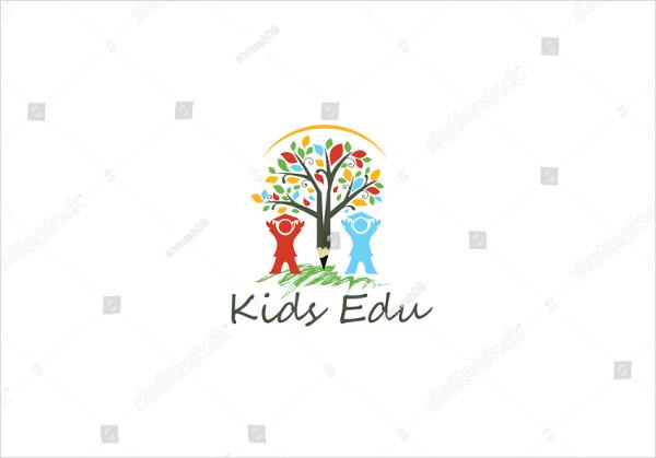 Printable Preschool Logo Template