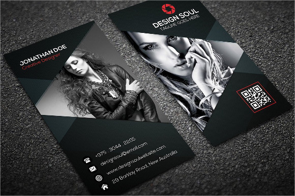 Professional Studio Business Cards