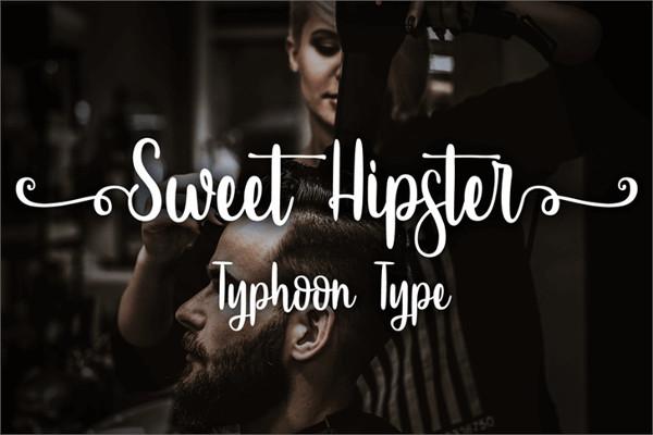 Retro Vintage Type Font Free Download