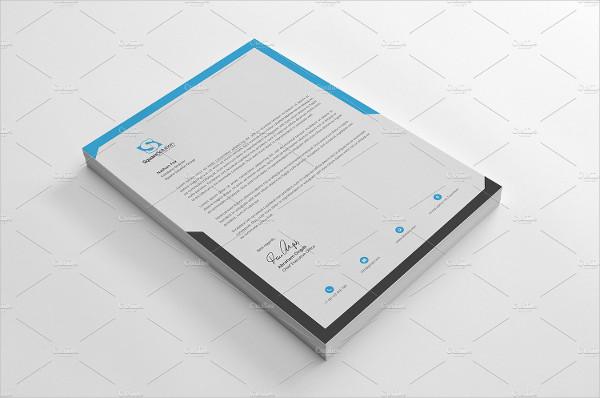 Sample Letterheads For Business