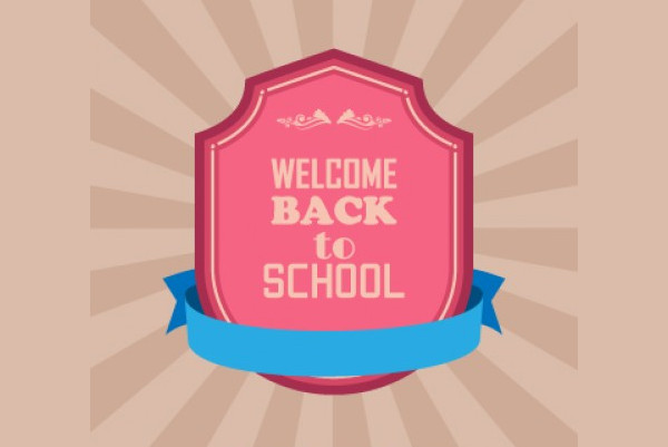 Welcome School Poster Free Download